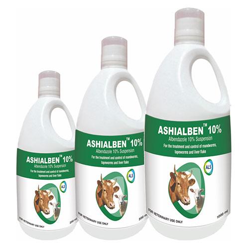 ASHIALBEN 10 250 ml Jar