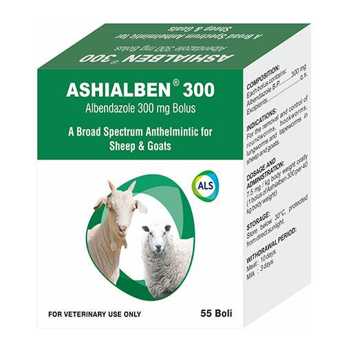 ASHIALBEN 300