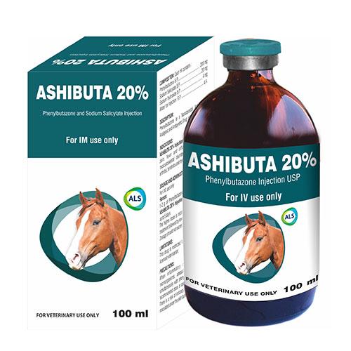 ASHIBUTA 20 100 ml