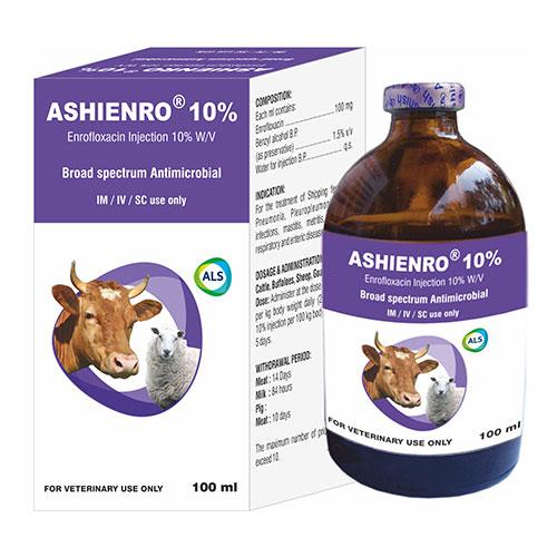 ASHIENRO 10 Inj.100 ml