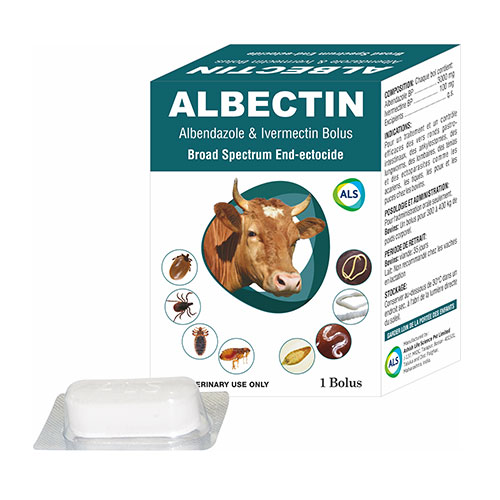 Albectin Bolus