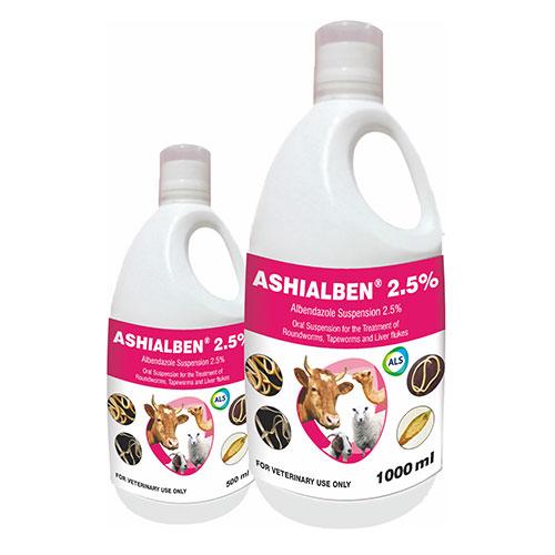 Ashialben 2.5