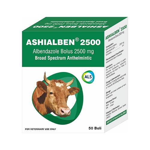 Ashialben 2500