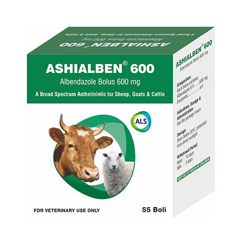 Ashialben 600