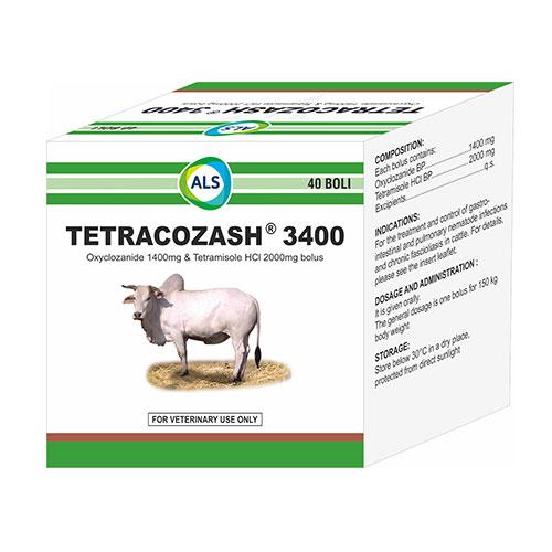 tetracozash 3400
