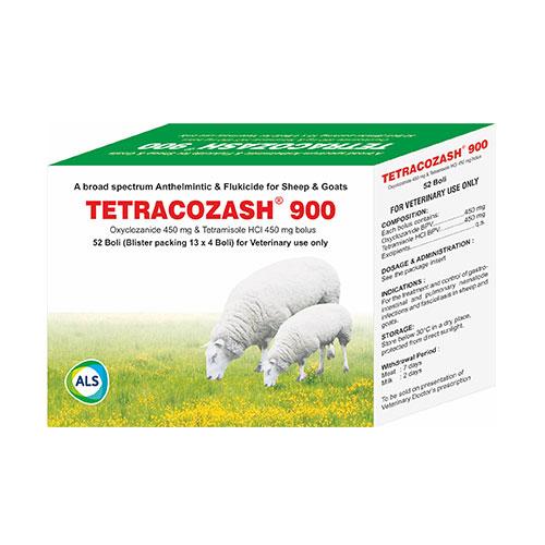 tetracozash 900